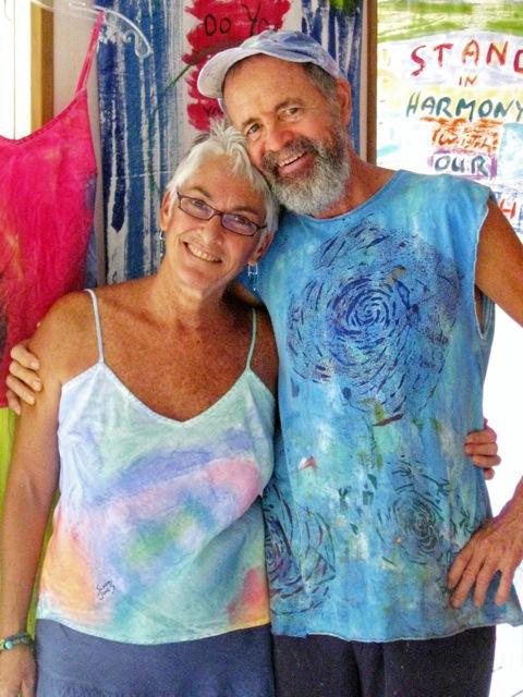 Barbara and Sloop